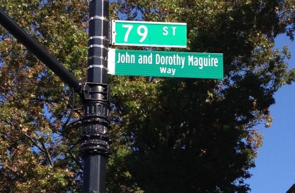 John & Dorothy Maguire Way (WEB)